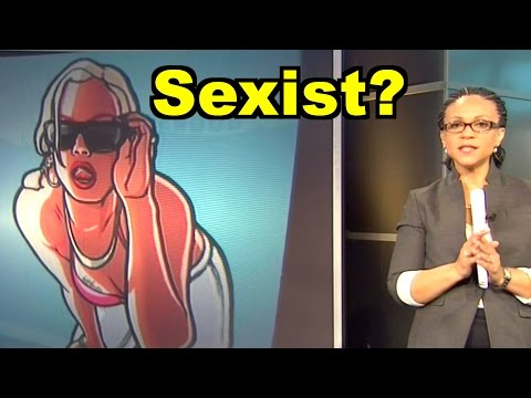 sexist - Anita Sarkeesian joined MSNBC's Melissa Harris-Perry to discuss gamergate, feminism, and sexism in video games which I discuss in this video. Excerpted from Ebola, GamerGate, ISIS - Anita...
