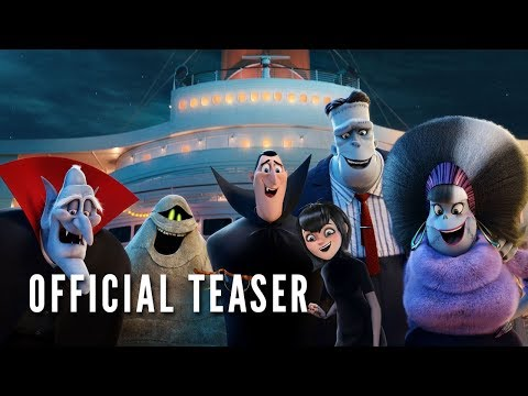 Hotel Transylvania 3 Summer Vacation Trailer
