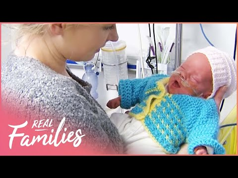 3-Month Old Gets Shunt Inserted Into Brain | Children's Hospital | Real Families with Foxy Games