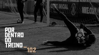 Na tarde desta sexta-feira (21), os titulares do Timão fizeram um treino regenerativo enquanto os reservas realizaram um trabalho de finalização. Confira algumas imagens pelas lentes da Corinthians TV.