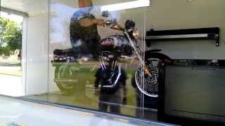 3. 2008 Harley Sportster Roadster Dyno Run
