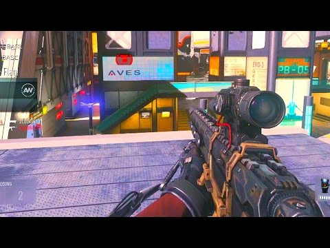 cod - CoD Advanced Warfare Sniping: CoD Advanced Warfare Multiplayer Sniper Gameplay recorded at the Gamescom Advanced Warfare Multiplayer Gameplay Reveal Event! + Impressions / Channel Update My...