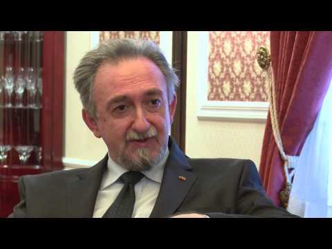 Președintele Nicolae Timofti l-a primit pe ambasadorul Republicii Macedonia, Pande Lazarevski
