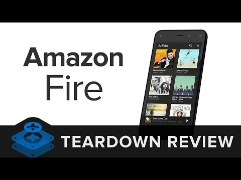 iFixit - Last month, Amazon announced the Fire Phone (not to be confused with the Fire tablet). The Fire Phone comes with a cool dynamic perspective feature and a lot of Amazon-specific features—like...