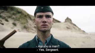 Nonton Under sandet Land of Mine 2015 Danish Film Trailer Film Subtitle Indonesia Streaming Movie Download
