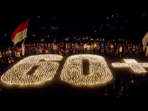 170 Negara Ikut Matikan Lampu Pada Earth Hour