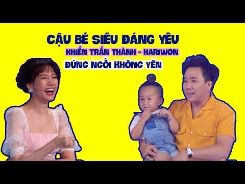 Tiểu G-Dragon siêu đáng yêu khiến gia đình Trấn Thành, Hari Won xào xáo - Thời lượng: 17 phút.