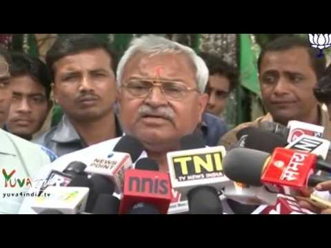 BJP demands extra para-military forces for election in Uttar Pradesh: Dr. Lakshmikant Bajpayee