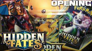 HIDDEN FATES GOLD! Opening a Raichu GX Hidden Fates Collection Box of Pokemon Cards! by Flammable Lizard