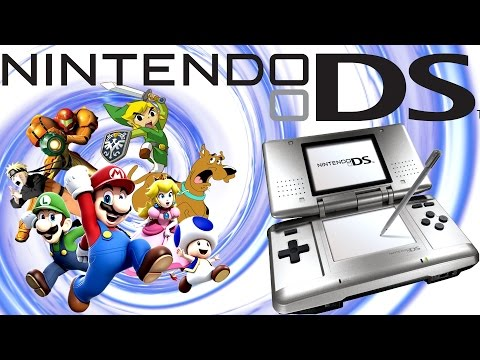 Os melhores jogos para Nintendo Ds