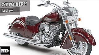 2. MUST WATCH!!!2018 Indian Chieftain Classic price & Spec