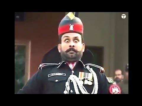 Ozzy Man Commentates on Military Parading