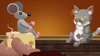 Вірші про тварин | Анімовані вірші для дітей українською мовою