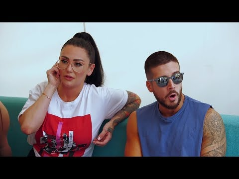 """Jersey Shore Family Vacation Season 3 Episode 6 """"Strippendales"""" 