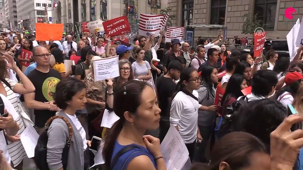 Drugi dan prosvjeda protiv Donalda Trumpa