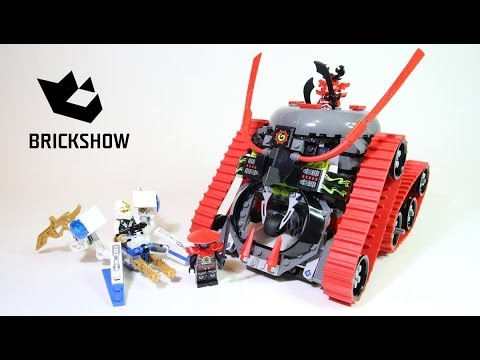 Конструктор LEGO Ninjago 70504 Гарматрон