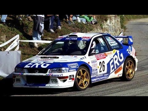 Best of Rally Andreucci / Andreussi 1995 - 2017 italian rally champions