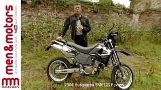 6. 2004 Husqvarna SM610S Review