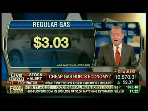 Awesome - Reaching levels of partisan desperation that had previously been unknown to science, Fox News has officially criticized Obama for making gas prices too cheap. It marks the first day in which...
