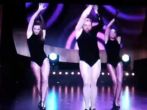 Gullfisken 2011 - Truls Svendsen danser