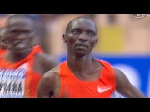 Asbel Kiprop wins 1500m with World Leading time in Monaco