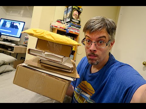 Unboxing Viewer Mail and Alot Of Blu-rays and Dvds !!! Collection's Getting out of control.