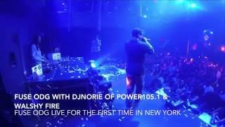 DJNORIE OF POWER1051 WITH FUSE ODG & WAISHY FIRE LIVE