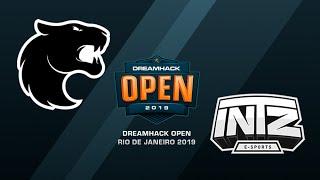 Furia vs INTZ - DreamHack Open Rio 2019 - map1 - de_mirage [SSW]