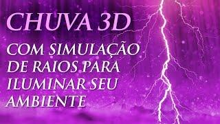 Download Lagu Som de Chuva 3D e Trovão - Músicas para Dormir, Meditar e Relaxar (2 Horas) Mp3