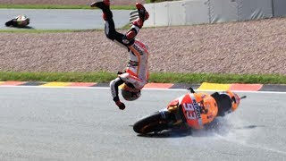 Video MotoGP 2017 All Crashes Compilation MP3, 3GP, MP4, WEBM, AVI, FLV November 2017