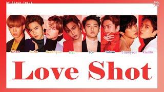 Video [COLOR CODED/THAISUB] EXO - Love Shot #พีชซับไทย MP3, 3GP, MP4, WEBM, AVI, FLV Januari 2019
