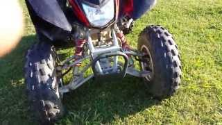 4. 2007 Honda Trx250ex review / start up