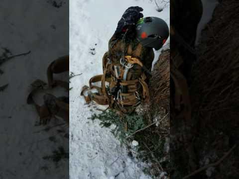 Winter mountaineering trip gear we use