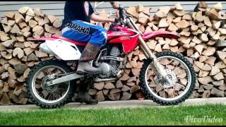 1. Honda CRF150R expert review and ride around