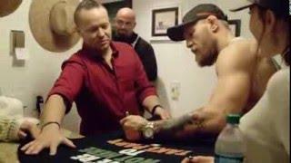 Conor McGregor makes surprise visit to fans apartment! - UFC 196