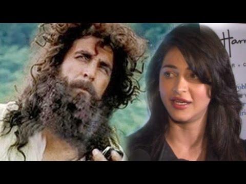 Shruti Haasan's Experience Working In Akshay Kumar