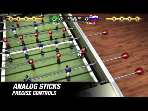 Foosball 2012 : bande-annonce de présentation