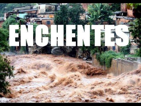 Enchentes na Região Serrana RJ