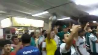 Copa do Brasil: Palmeiras é recebido com festa em  Conquista