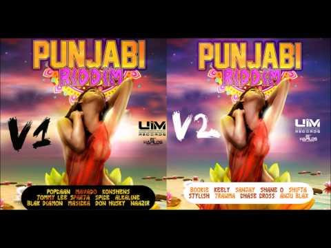 PunJabi Riddim mix (FULL) APRIL 2014 [UIM RECORDS] mix by djeasy
