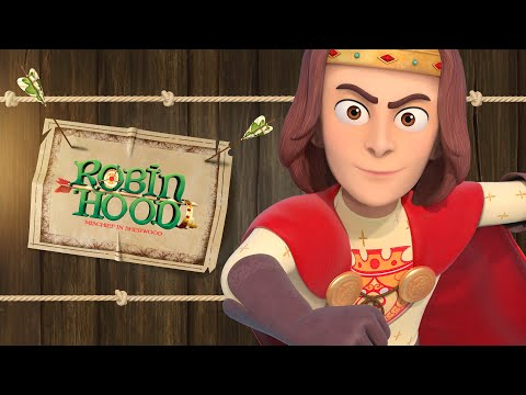 ROBIN HOOD 🏹 KING RICHARD - Compilation 👑 Season 2