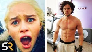 How Game of Thrones Actors Got Ripped For Their Roles by Screen Rant