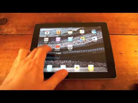 iPad 2 Official Unboxing And Review