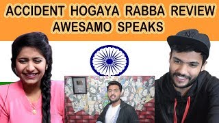 Indian reaction on Khujlee Family   ACCIDENT HOGAYA RABBA REVIEW   Swaggy d
