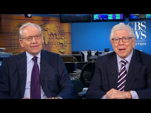 Journalists Woodward and Bernstein on Ben Bradlee's legacy