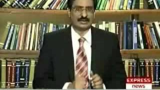 Javed Chohdary on Pakistan India Defense Comparison Dec 03, 2008