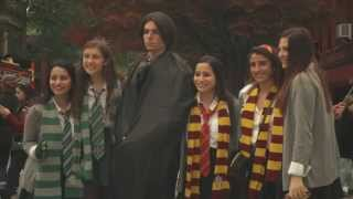 Harry Potter Comes To Ithaca: Wizarding Weekend 2015