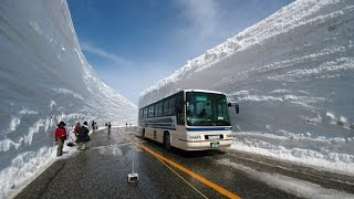 Toyama Japan  city photos gallery : AMAZING Snow in Japan