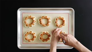 How to Make Hot Dogs Classy | Hot Dog Flower Pie by Tastemade