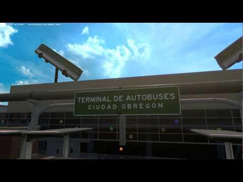 Viva Mexico Map 2.2 (Sonora) + Bus Terminals (v1.6.x) for ATS